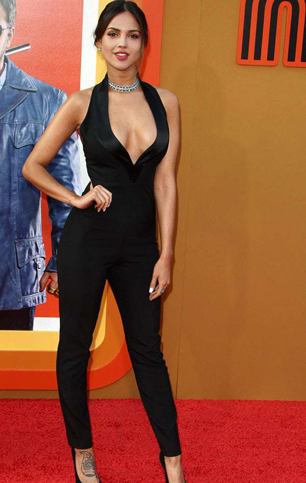 The Hottest Pictures Of Eiza Gonzalez Barnorama