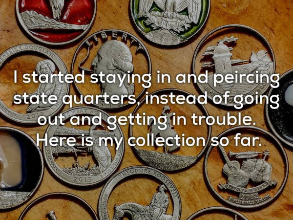 30 Crazy Stuff Collections