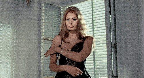 Sophia Loren Was My Dad's First Crush