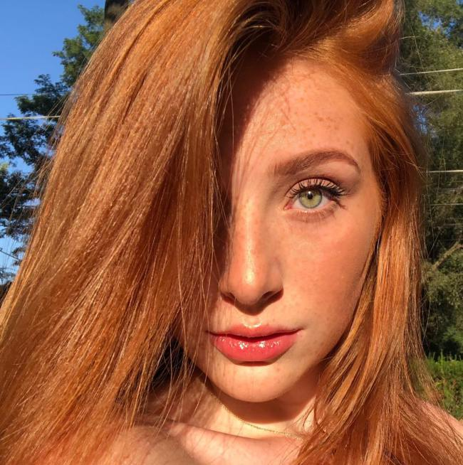 Hot Madeline Ford Photos