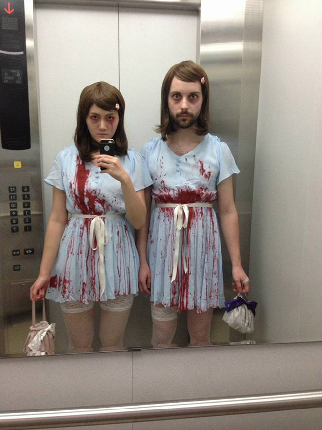 20 People Who Took Halloween Costumes To Another Level