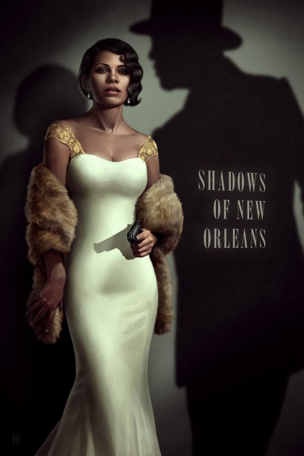 Disney Noir Princesses By Astor Alexander Barnorama