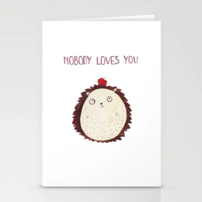 Awesome Anti-Greeting Cards For Your Enemies