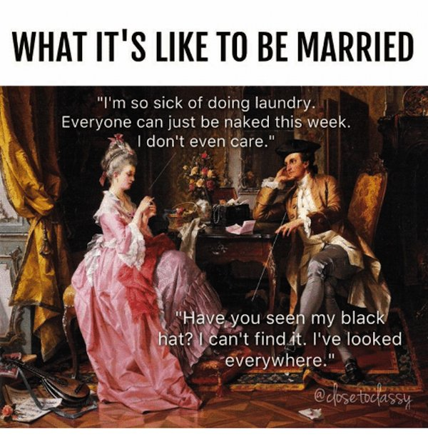 Best Time To Get Married: Hilarious Married Life Memes
