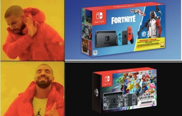 Nintendo Memes - Barnorama