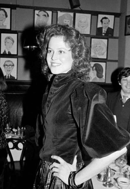 Pretty Woman Sigourney Weaver Barnorama