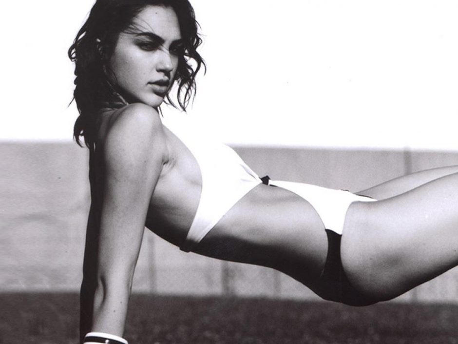 Sexy to gal