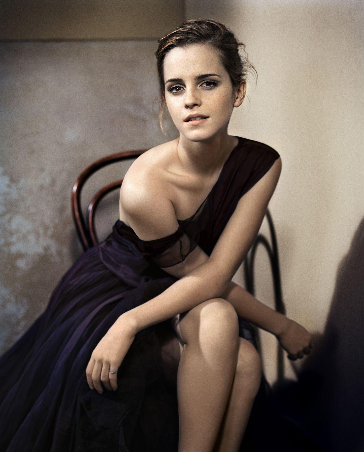 Emma watson porr