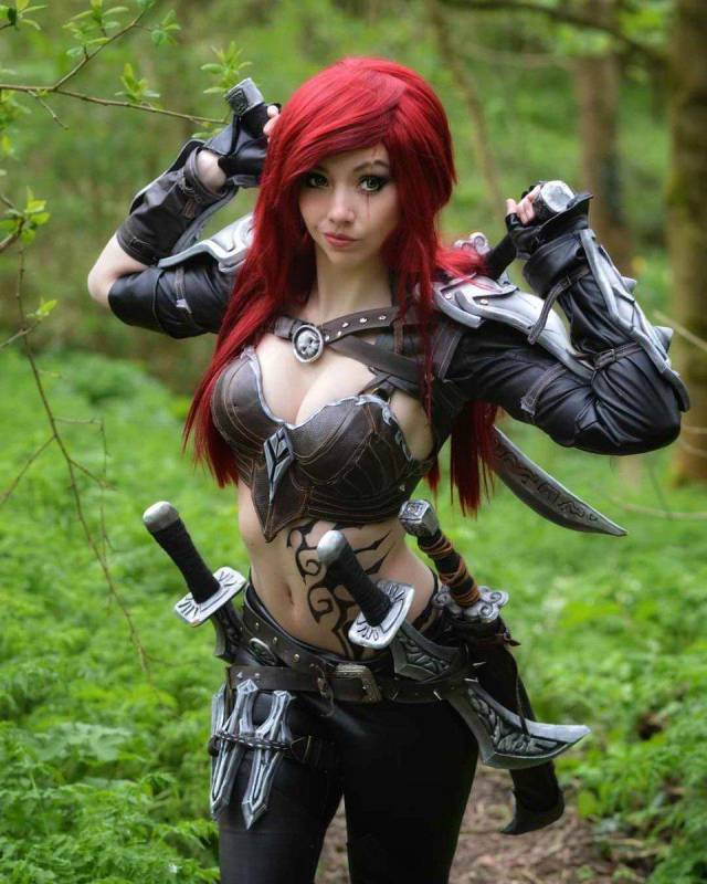 The Best Cosplay Is Hot Cosplay - Barnorama