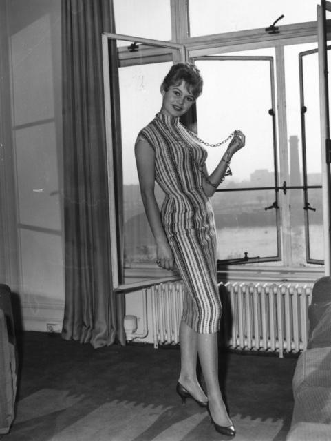 nude photos of brigitte bardot
