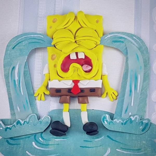 Fans Pay Tributes To The Late Father Of Spongebob