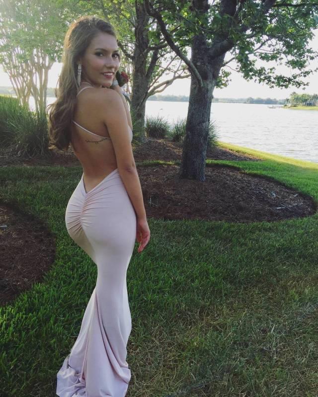 Tight Dress Porn