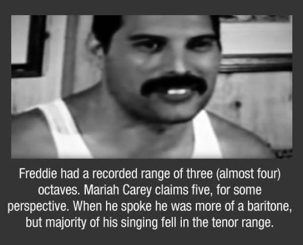 10 Freddie Mercury Facts Barnorama