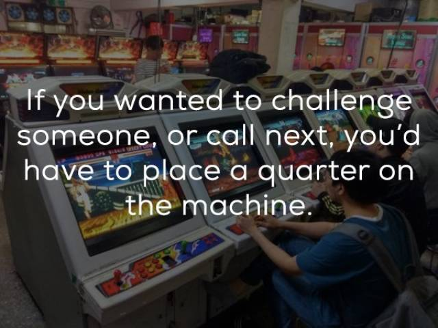 23 Memorable Things About Video Arcades