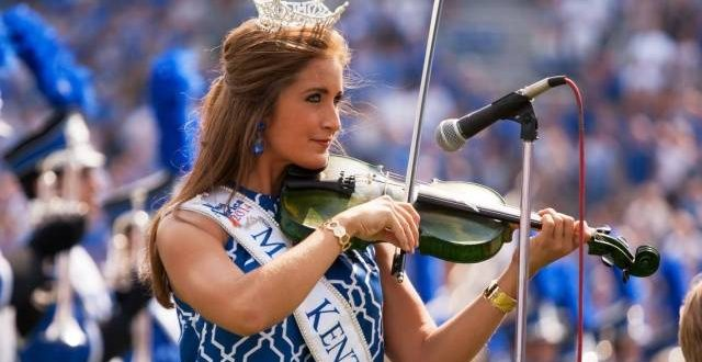 Crown to cuffs: Former Miss Kentucky arrested for sending
