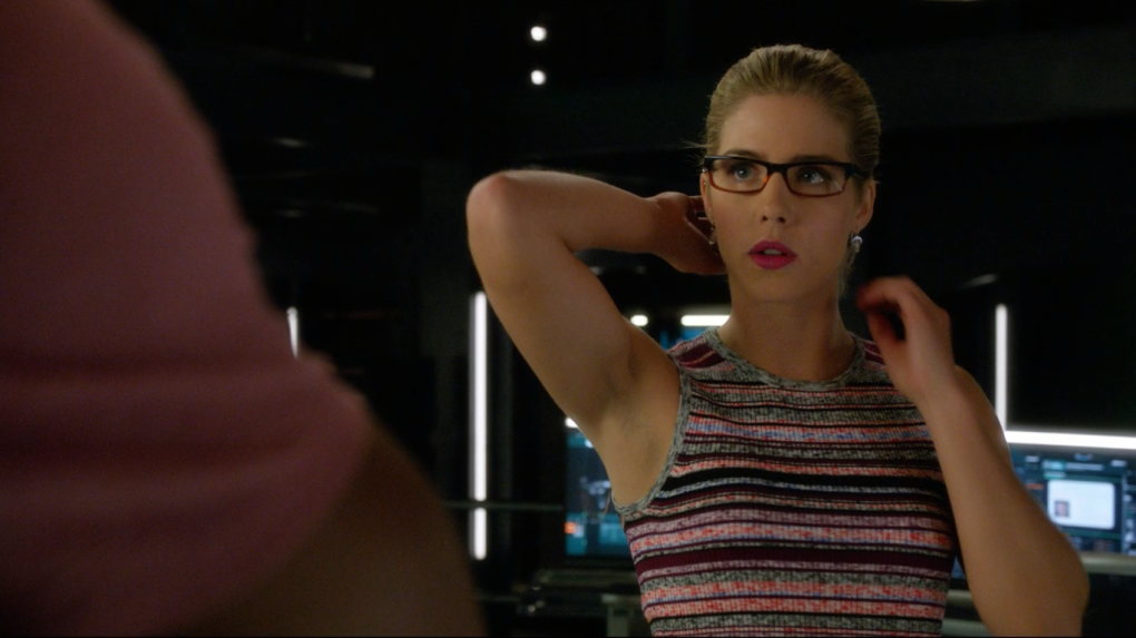 Emily Bett Rickards Ass