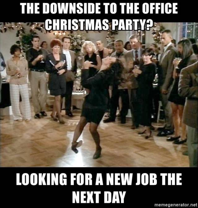 25 Holidays Office Party Memes That Are Too Wild Barnorama