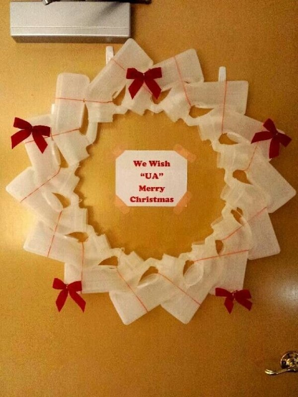 25 Most Creative Hospital Christmas Decorations Barnorama