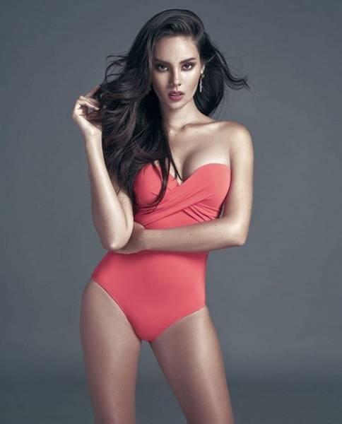 New Miss Universe 2018 >> 25 Hot Catriona Gray Photos - Barnorama