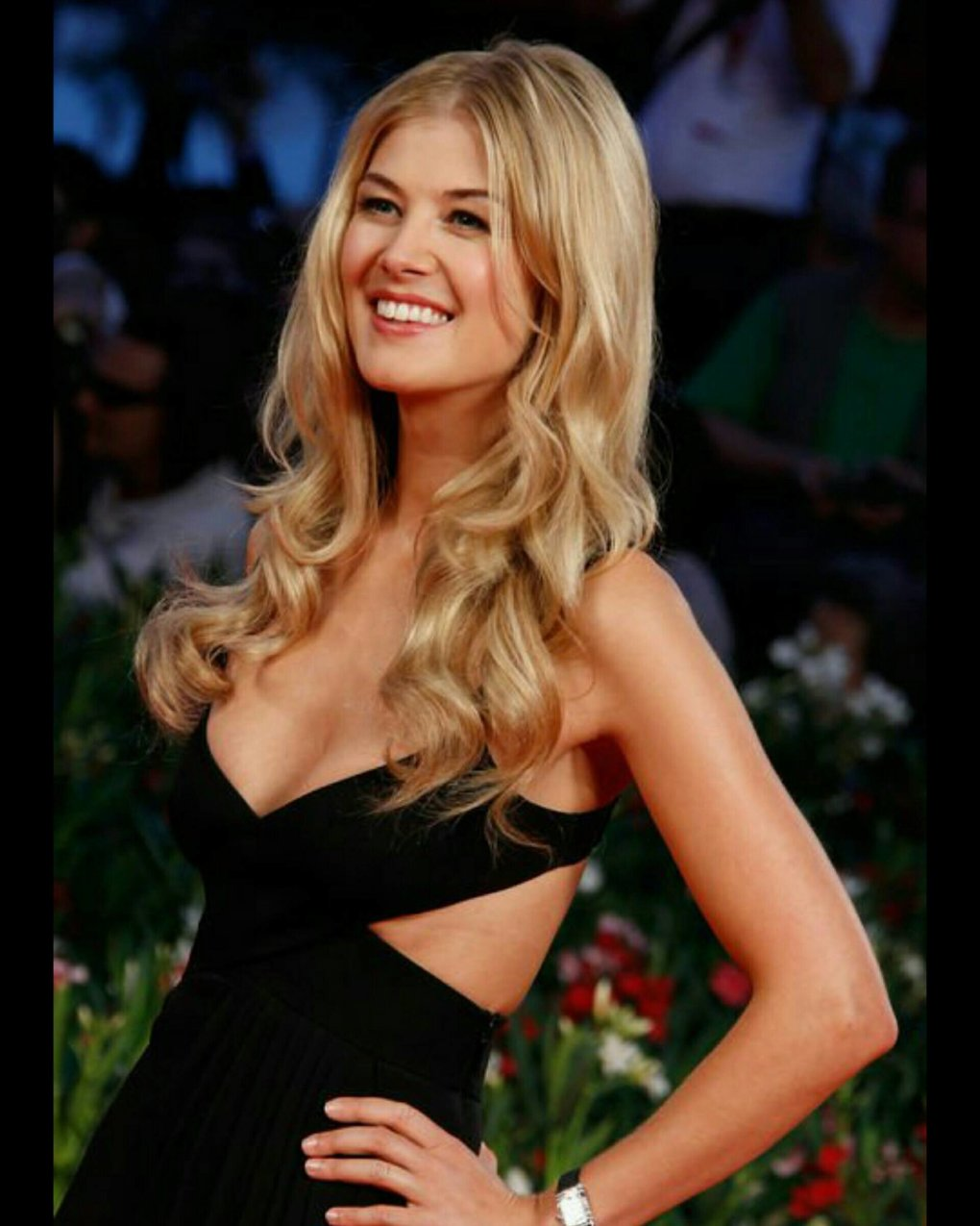 The Hottest Rosamund Pike Photos Around The Net - Barnorama
