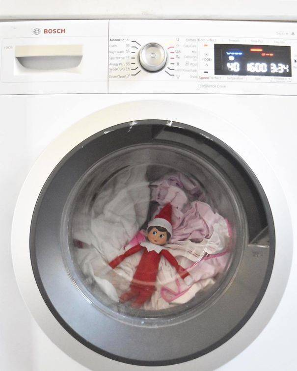 50 Awesome Elf On The Shelf Placement Ideas Barnorama