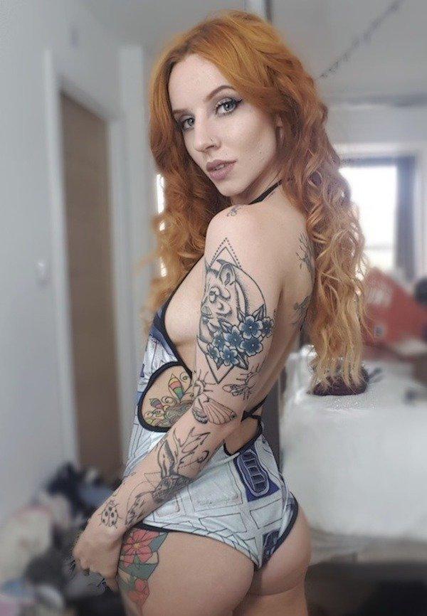 Sexy Women With Tattoos - Barnorama-6963