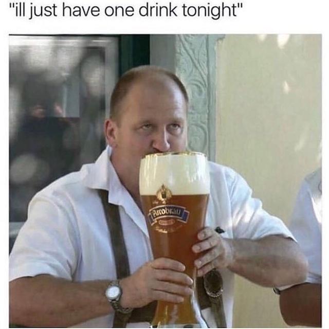 23 Hilarious Drinking Memes - Barnorama