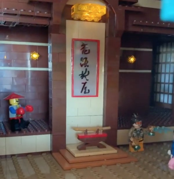 20 Amazing Ideas That Will Make Your House Awesome: Awesome Hidden Room LEGO Wall
