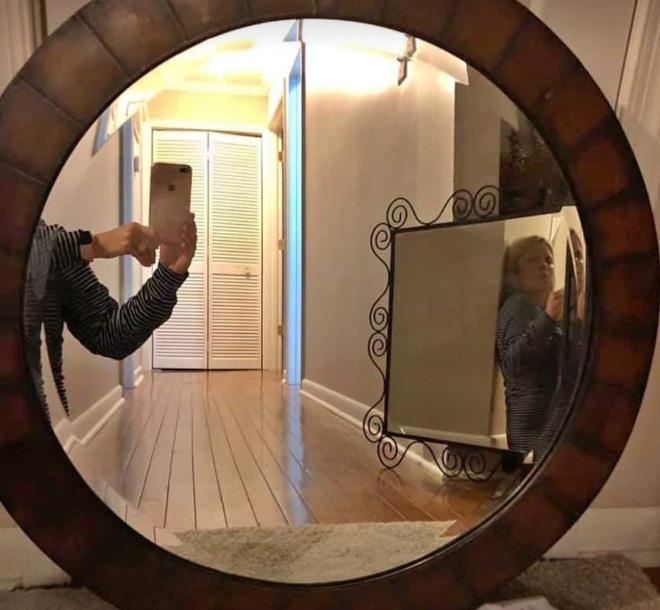 Mirror Art Diy