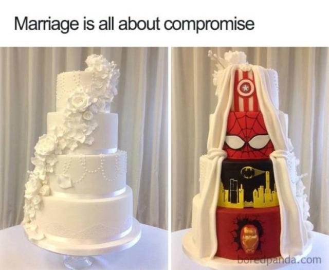 30 hilarious wedding memes