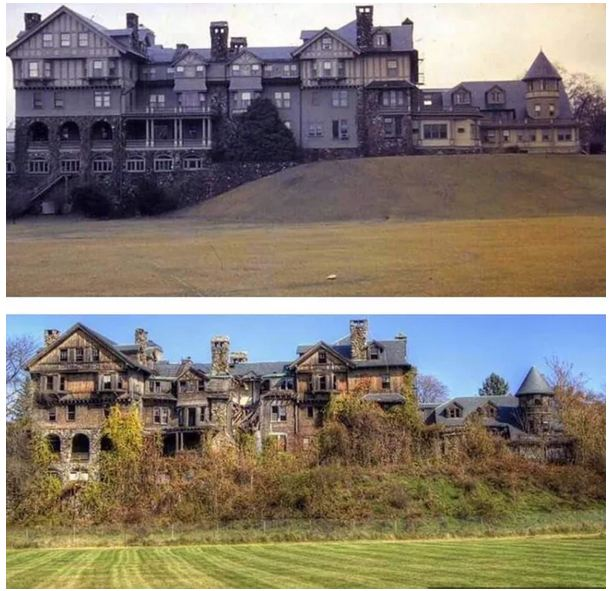 Mike Tyson's Mansion. 1989-2018