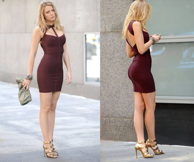Blake Lively Ass In A ...