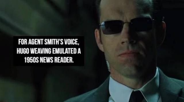 "18 Awesome ""The Matrix"" Facts"