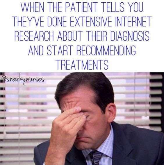 20+ Funny Memes About Nurses - Barnorama