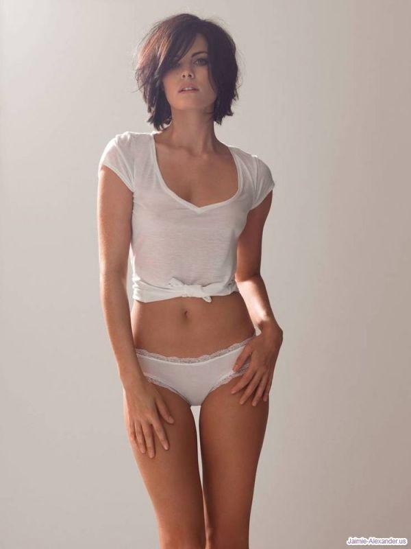 Hot Jaimie Alexander Photos | Nude Jaimie Alexander