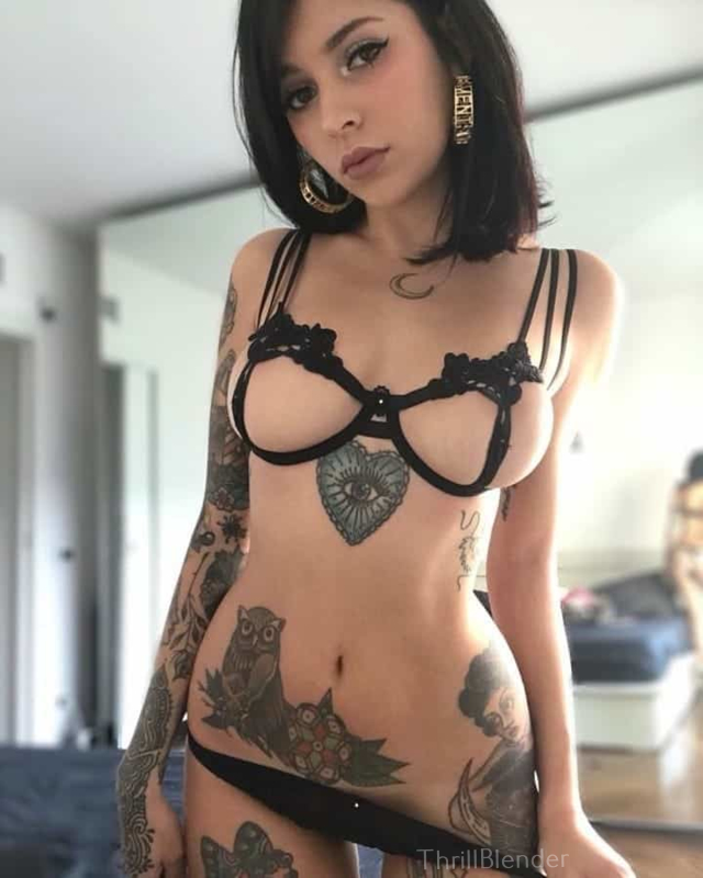 sexy tattoo girls barnorama