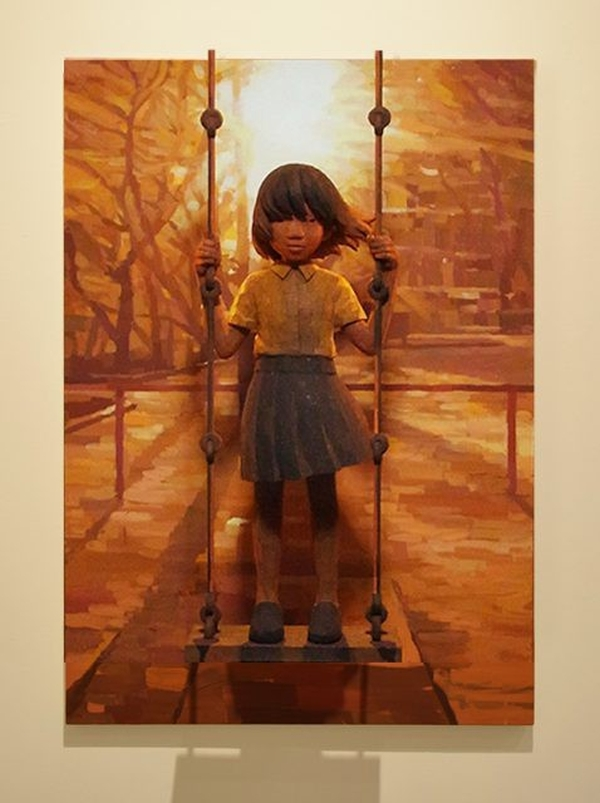 Amazing Art By Shintaro Ohata Barnorama