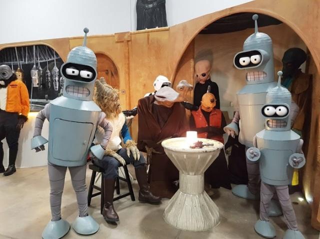 18 Amazing Photos From Ottawa Comic Con Barnorama