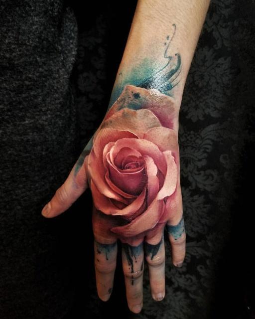 40 Beautiful 3D Tattoos