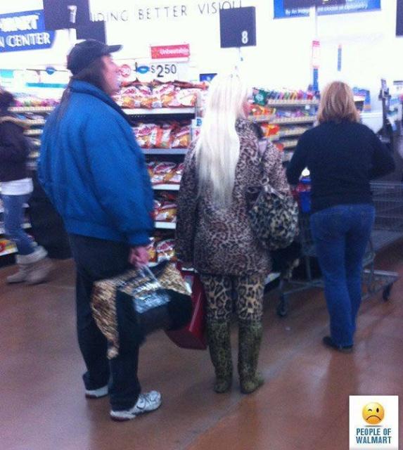 33 Photos Of Weird And Strange Walmart Fashion
