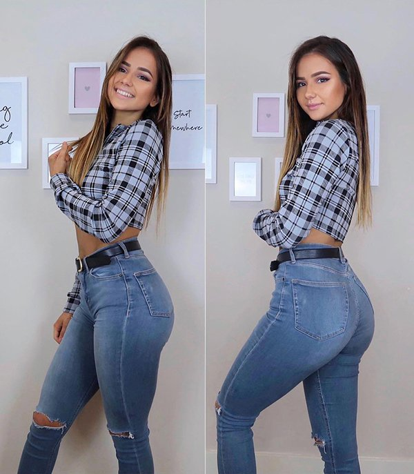 Sexy Teen Jeans