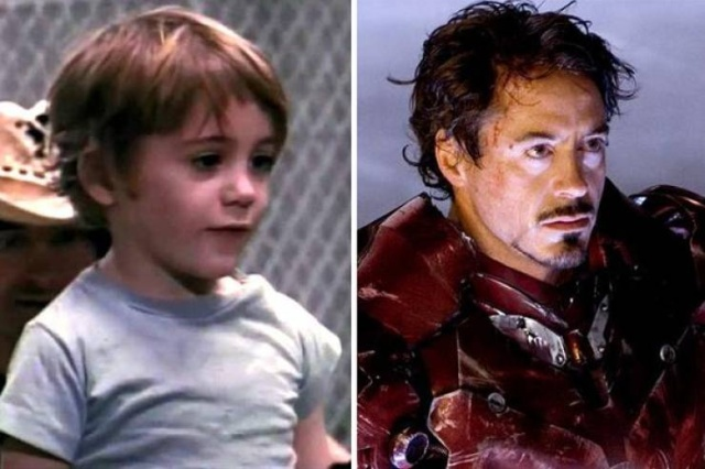 How Avengers Started Their Acting Careers Barnorama