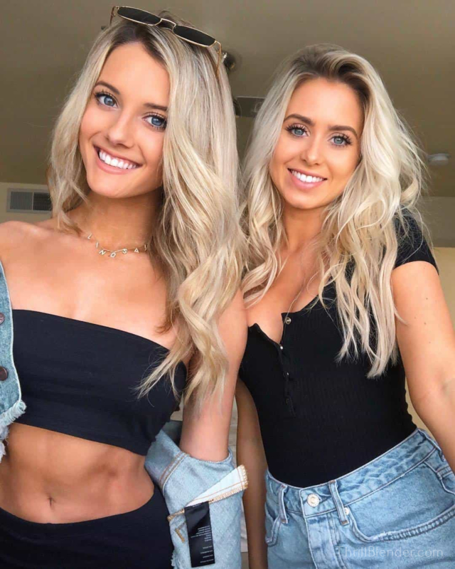 Two Hot Girls Are Always Better Than One - Barnorama