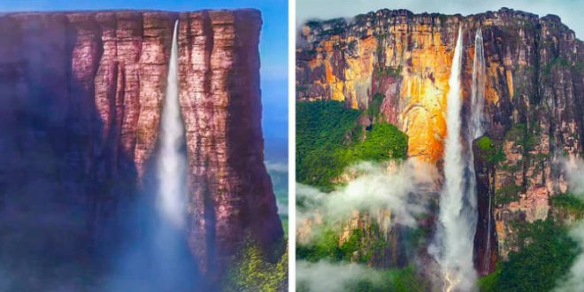 16 Amazing Movie Sceneries That Were Actually Inspired By Real-Life Places