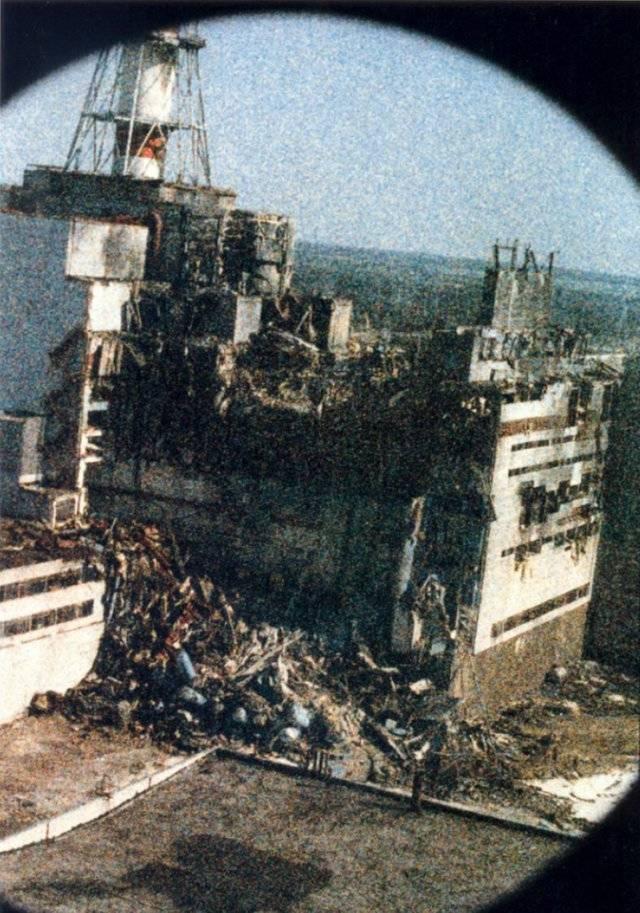 Chernobyl Photos Are Kind Of Creepy Barnorama