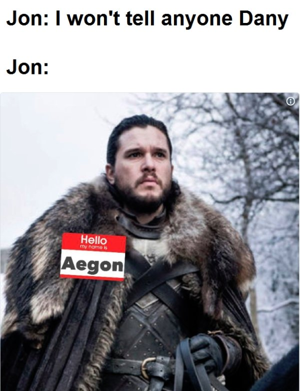 44 Dark And Funny Memes From Last Game Of Thrones