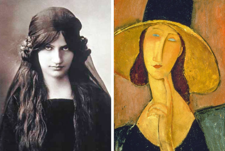 Jeanne Modigliani: 17 Women From The Famous Paintings