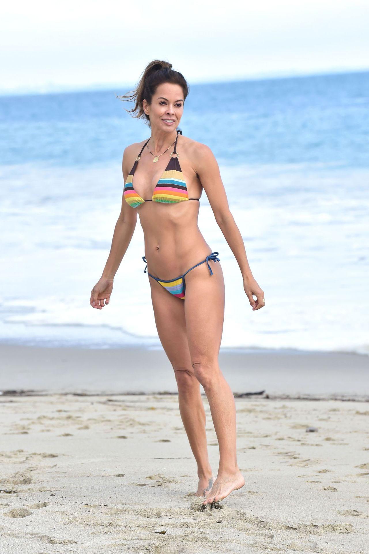 Brooke Burke Hot Summer Bikini Pics - Barnorama-3098