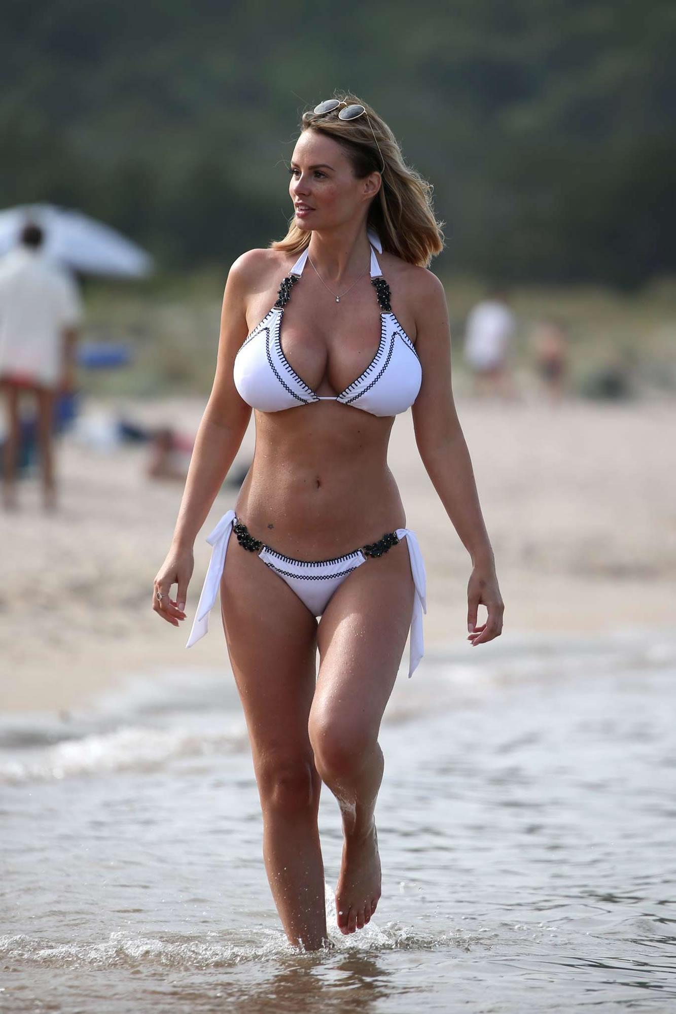wear Bikini swim tiny
