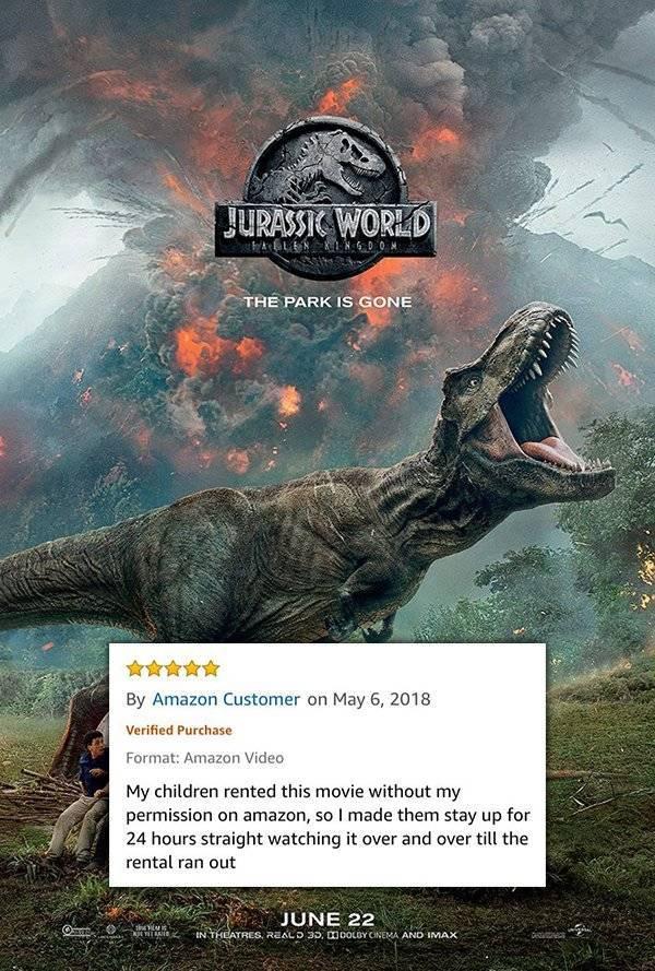 30 Funny Amazon Movie Reviews - Barnorama